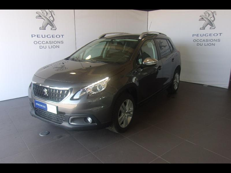 photo de PEUGEOT 2008 1.2 PureTech 82ch Active