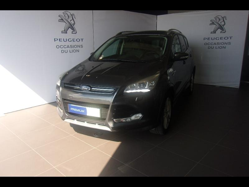 photo de FORD Kuga 2.0 TDCi 180ch Sport Platinium 4x4 PowerShift