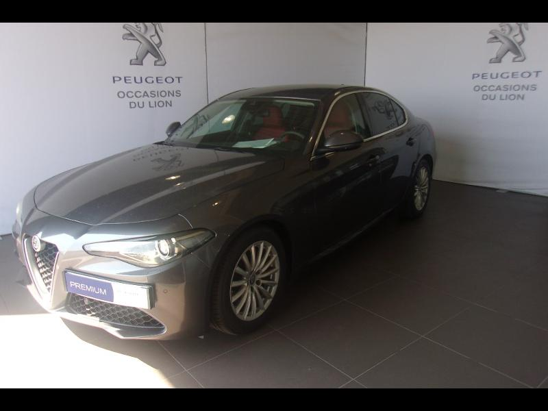 photo de ALFA ROMEO Giulia 2.2 JTD 150ch Super AT8