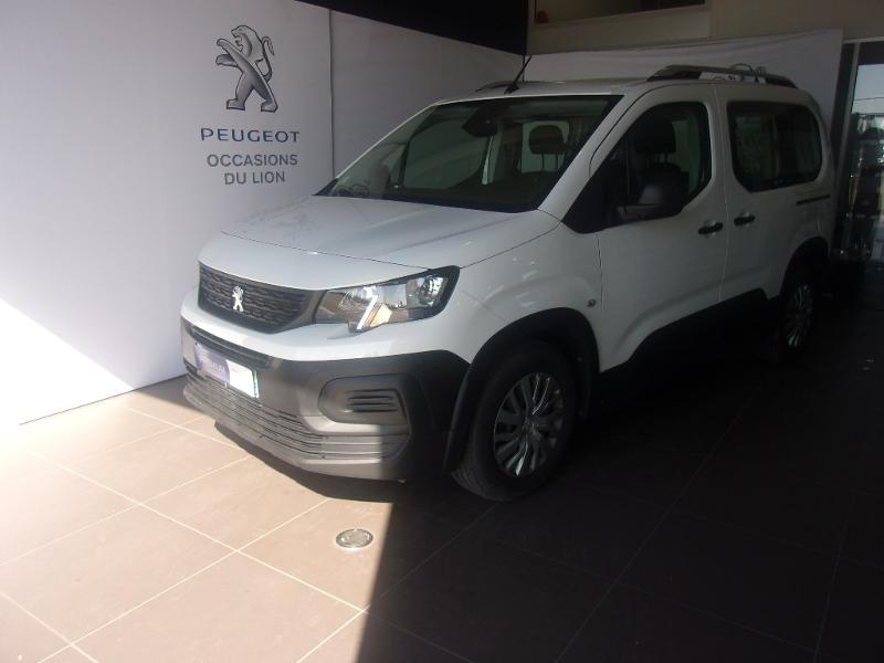 photo de PEUGEOT Rifter BlueHDi 75ch Long Active