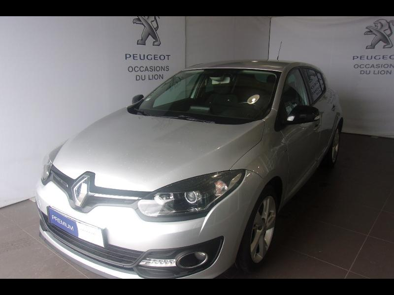photo de RENAULT Megane 1.5 dCi 110ch energy Limited eco² Euro6 2015