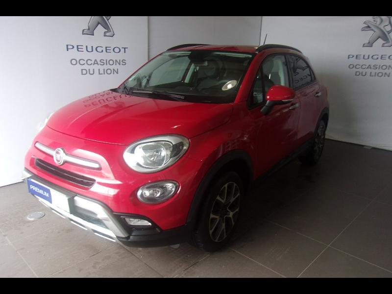 photo de FIAT 500X 1.4 MultiAir 16v 140ch Cross+