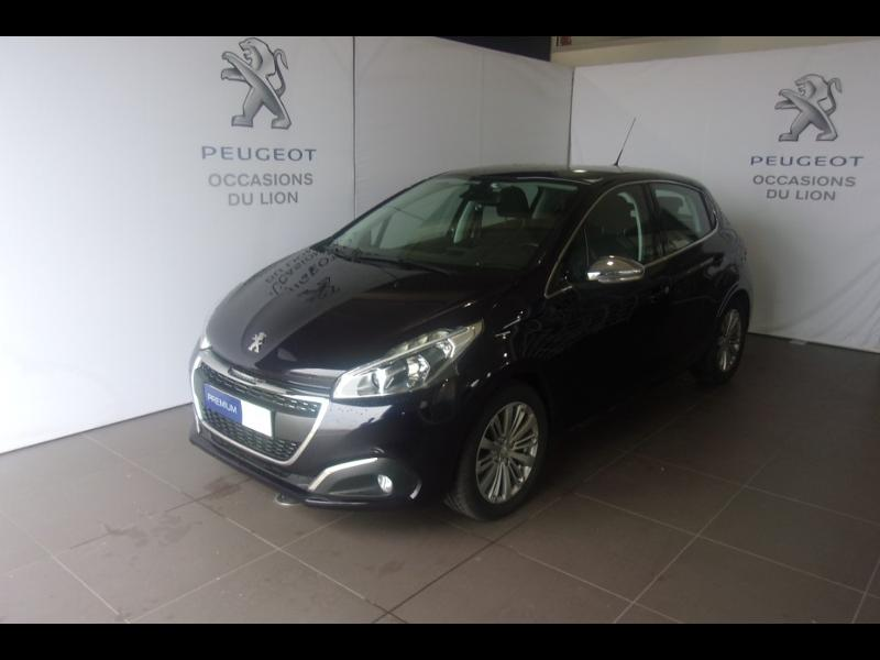 photo de PEUGEOT 208 1.6 BlueHDi 100ch Allure 5p