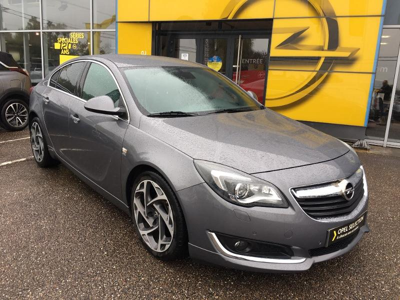 photo de OPEL Insignia 2.0 CDTI 170ch BlueInjection ecoFLEX Elite 5p