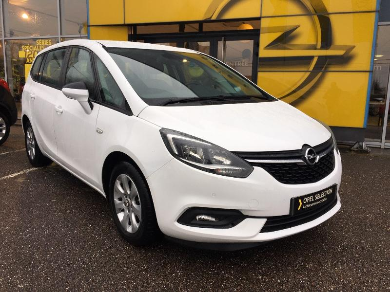 photo de OPEL Zafira 1.6 CDTI 120ch BlueInjection Business Edition