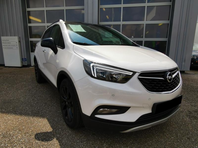 photo de OPEL Mokka X 1.6 CDTI 136ch Color Edition 4x4