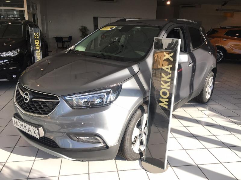 photo de OPEL Mokka X 1.4 Turbo 140 Innovation 120 ans 4x2 Euro6d-T