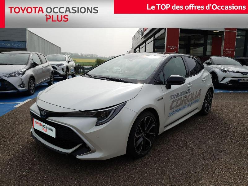 photo de TOYOTA Corolla 180h Collection