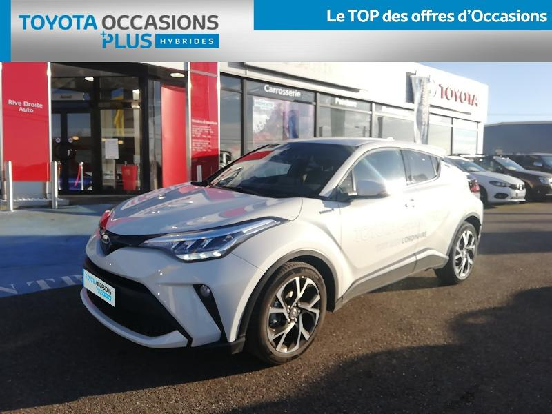 photo de TOYOTA C-HR 122h Edition 2WD E-CVT MC19
