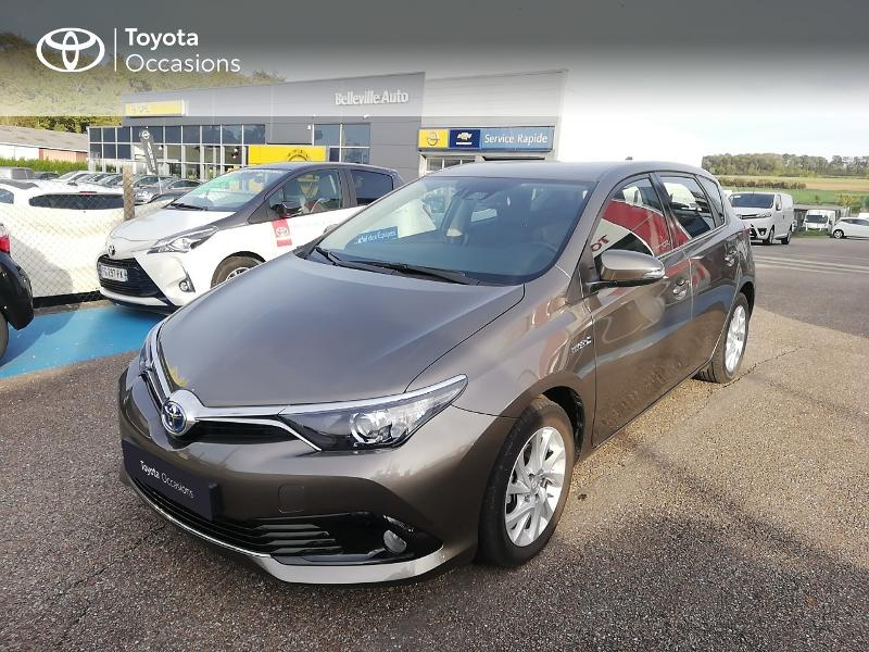 photo de TOYOTA Auris HSD 136h Dynamic