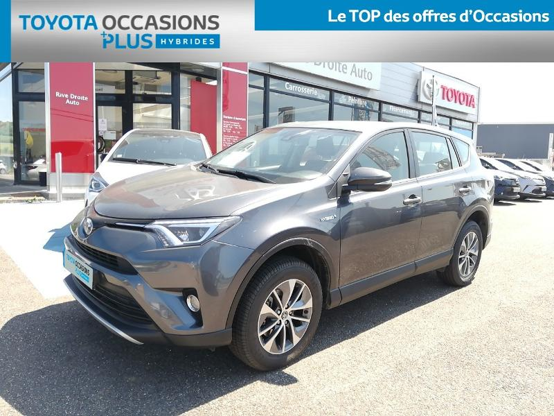photo de TOYOTA RAV4 197 Hybride Dynamic 2WD CVT
