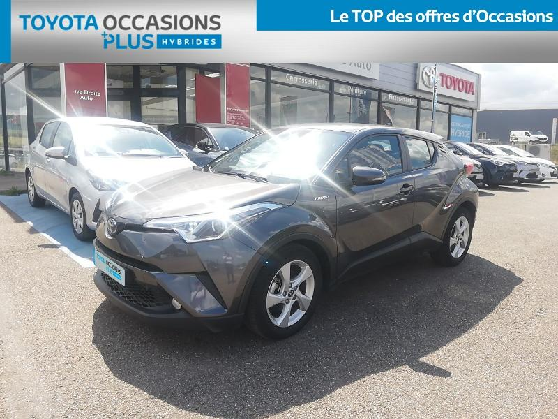 photo de TOYOTA C-HR 122h Dynamic 2WD E-CVT